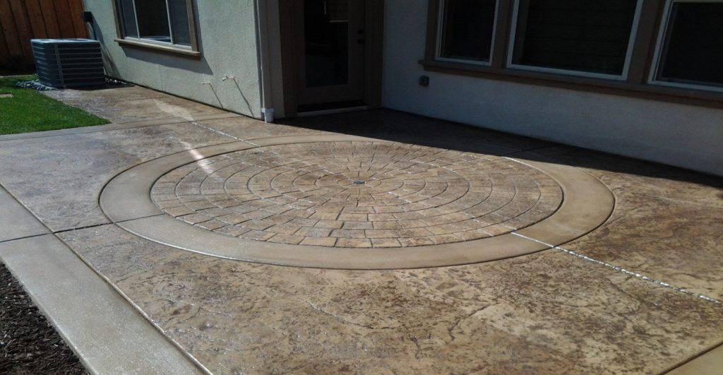 Stamped Concrete Driveway Contractor Encinitas, Decorative Concrete Encinitas