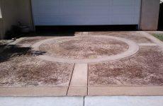 Stamped Driveway Concrete Contractor Encinitas, Decorative Concrete Company Encinitas Ca