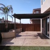 Stamped Patio Concrete Contractor Encinitas, Decorative Concrete Patio Contractors