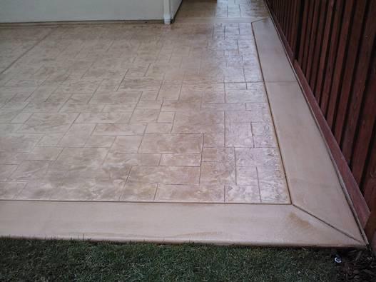 Decorative Concrete Contractor Encinitas, Stamped Concrete Contractors in Encinitas