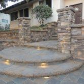 Frontyard-Hardscape-Encinitas-Frontyard-Landscape-Encinitas-Pavers